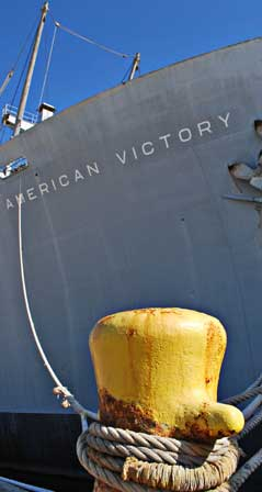 American Victory Ship Images