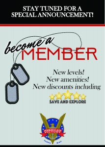 MEmber Special Announcement